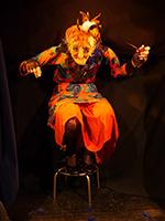 Rocking chair théâtre