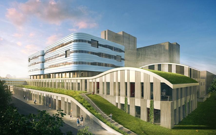 U.Z. Gent Kinderkankerafdeling