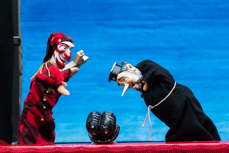 Ayusaya Puppet Theatre (Gr)